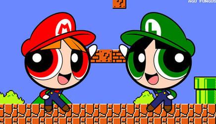 Super Ruff-io Brothers by Agu-Fungus
