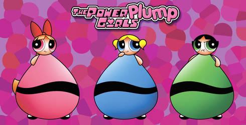 The Powerplump Girls by Agu-Fungus