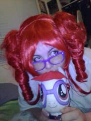 new twist wig by PrincessDemonica