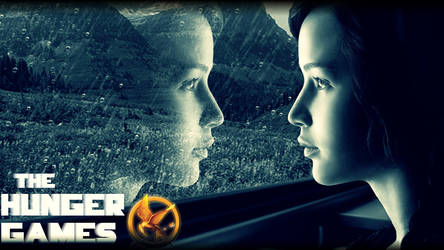 The Hunger Games by adamXXII