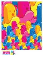 KID9 : Ctrl+P - The Swarm by KID9