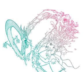 KID9 : Droppin Nines inks by KID9