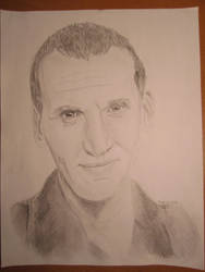 The Ninth Doctor by Karire