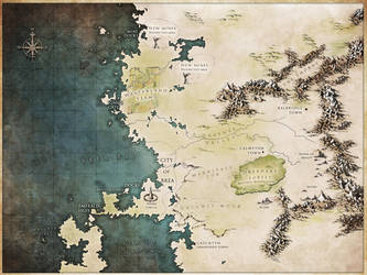 Commission : map by Tiphs