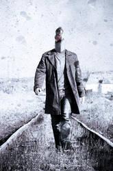 cigarette man by PsihoDrill