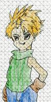 Digimon Monster - Adventure 01Yamayo 'Matt' Ishida by MJW1915
