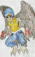 Digimon Monster Adventure 01Sora Takenouchi by MJW1915