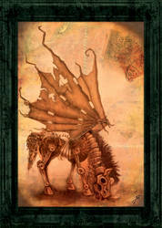 Steamhorse by Shennondoah