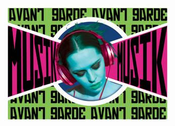 Constructivism based poster: Rodchenko by Shennondoah