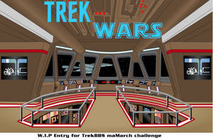 Trek Wars the next violation by S0LARBABY