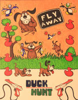 Tribute to Duck Hunt by DannyNicholas