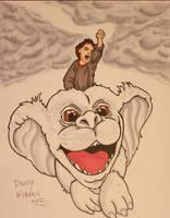 Falkor the Luckdragon!!! by DannyNicholas