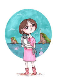 Saoirse by maru-redmore