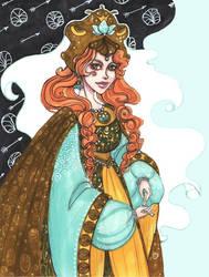 Princess Frog by maru-redmore