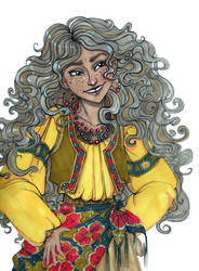 Rashmi by maru-redmore