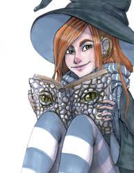 Ravenclaw by maru-redmore