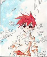 Doves of innocence by Kidura