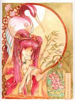 Maven of Strings by Kidura