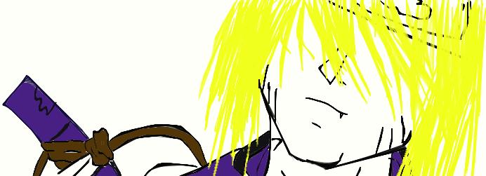 Yukuso: Son of Naruto and Yugito by toaneo07