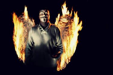 I Aint no Angel by DarrenBailey