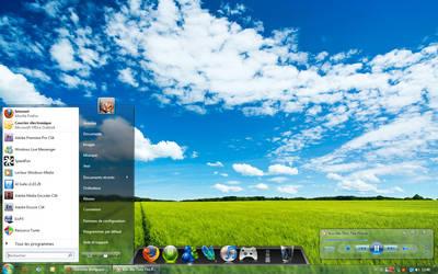 July Desktop by Tone94