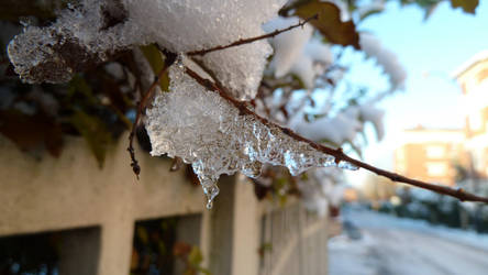 Ice Melting by Tone94