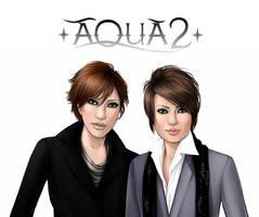 AQUA2 by MintFrosting