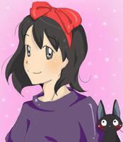 Kiki and Jiji by Kialun