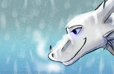 Snow [YCH for Jafira] by Rockwell-Light