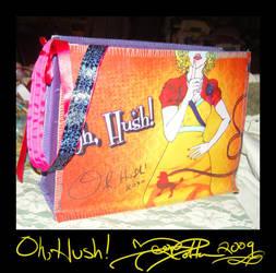 Shh Ive Got a Secret  - Bag by MegJohnston