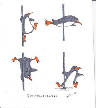 (South)Poledance by Tusenkunst