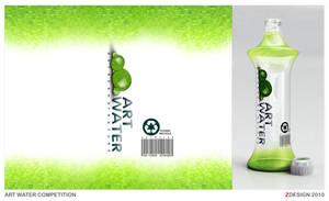 ART WATER - refresh by nature by zernansuarezdesign