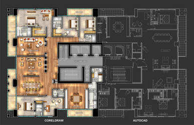 Penthouse 33_34 by zernansuarezdesign