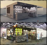 DLG_exhibition stand . . . by zernansuarezdesign