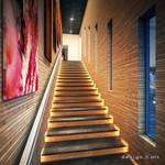 STAIRCASE by zernansuarezdesign