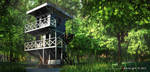 TREEHOUSE . . . by zernansuarezdesign
