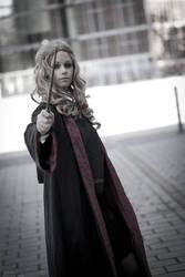 Hermione Jean Granger by OnigiriSakura