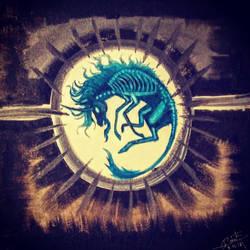 Dead Unicorn by shadowwings8810