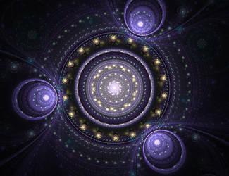 Galaxy Dance by aetheryum
