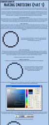 Complete Emoticon Guide part 1 by LeoLeonardo
