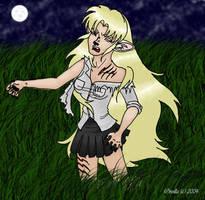 Werewolf Transformation by Oreilla