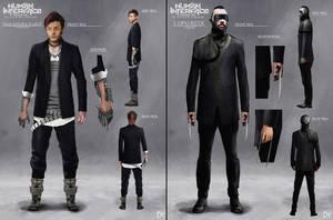 Human Interface ( ex boss/assassin ) by Scoobylt