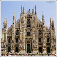 Duomo di Milano by DavidWegley