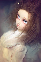 Syunikiss, my first doll by mein-lullaby