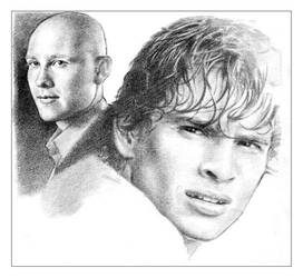 Smallville by seanrcook