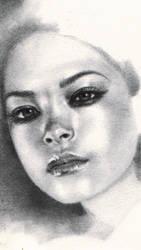 Kristin Kreuk by seanrcook
