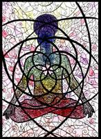 Chakra Meditation by Flincus