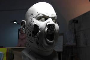 The Zombie Herman by CarnevaleObscura