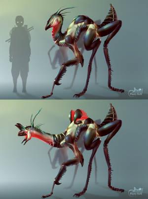 Random concept-art/ 11 by PustyXoX