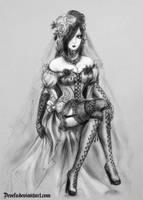 Lady Asagi by Develv